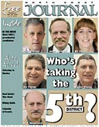 Cover of the February 28, 2002 North Coast Journal
