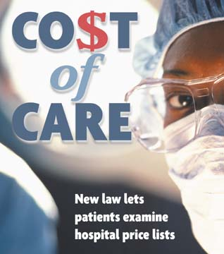 On the Cover - North Coast Journal - August 11, 2005 - COST