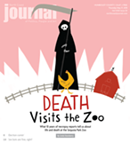Death Visits the Zoo